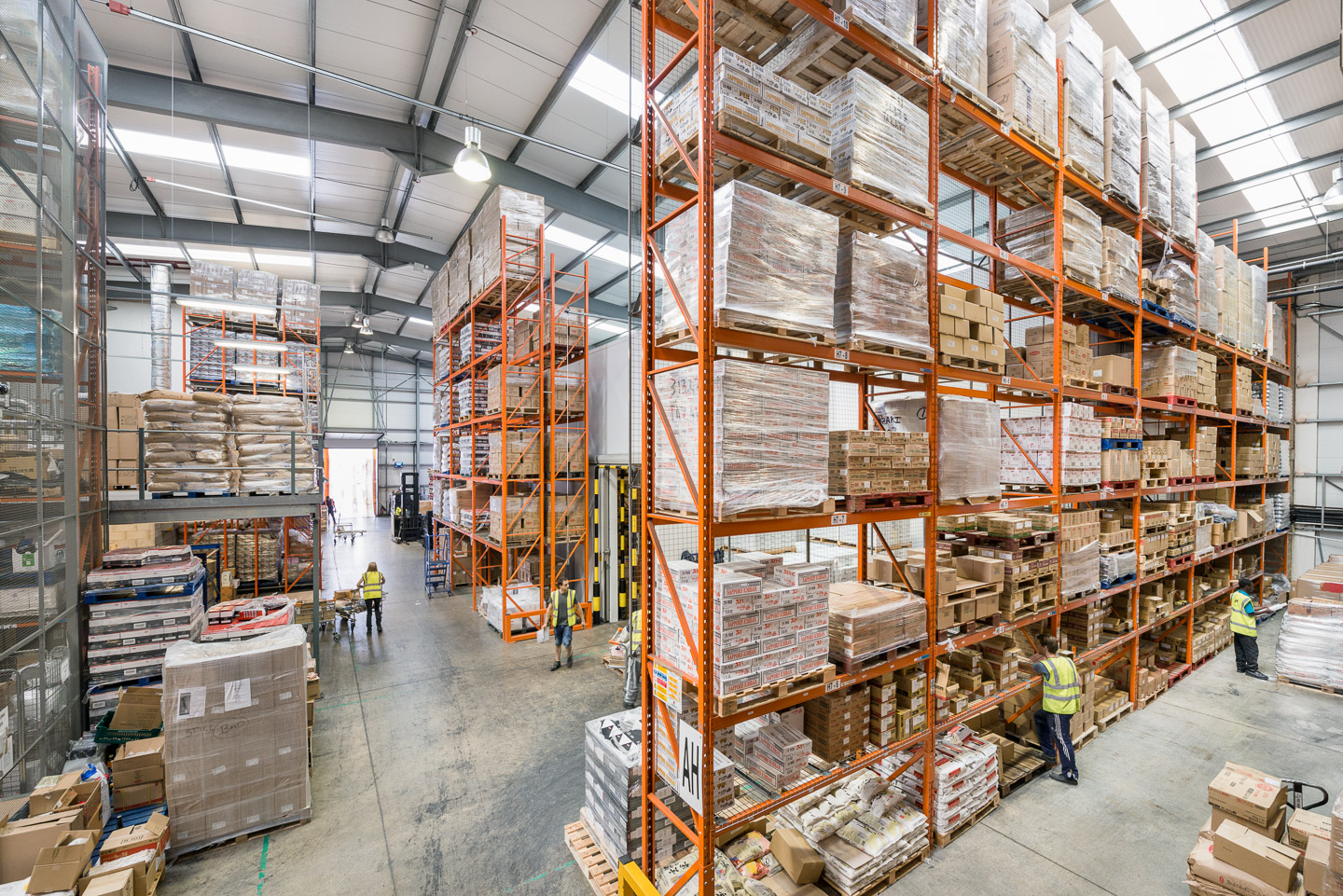 Image of Tazaki Foods Warehouse